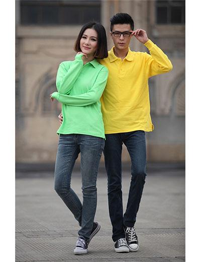 纯棉长袖T恤